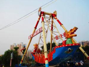 Fabrica Barco Pirata Parque De Atracciones, Calidad Fiable