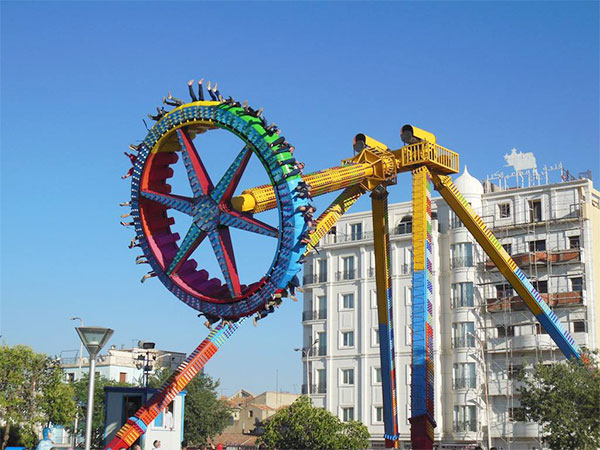 Venta del Péndulo Juego Mecánico para Parques De Atracciones
