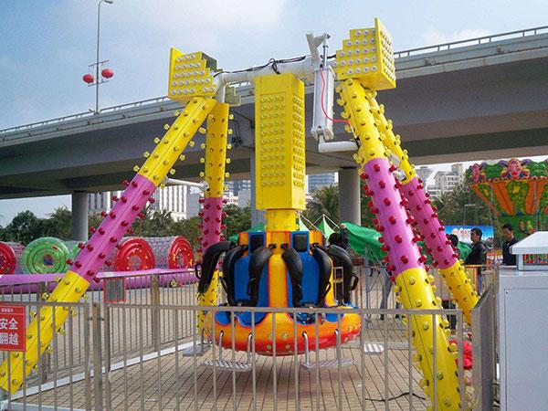 Venta de Juegos Mecánicos Infantiles, Pequeño Péndulo