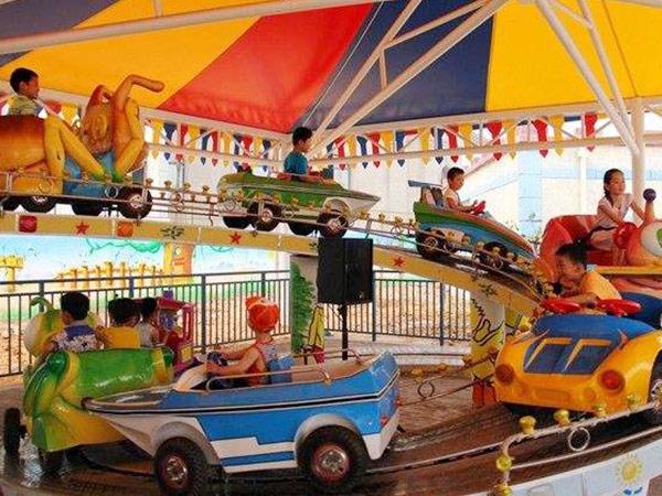 Fabrica Juegos Mecánicos Infantiles, Mini Montaña Rusa, Carros Chocones