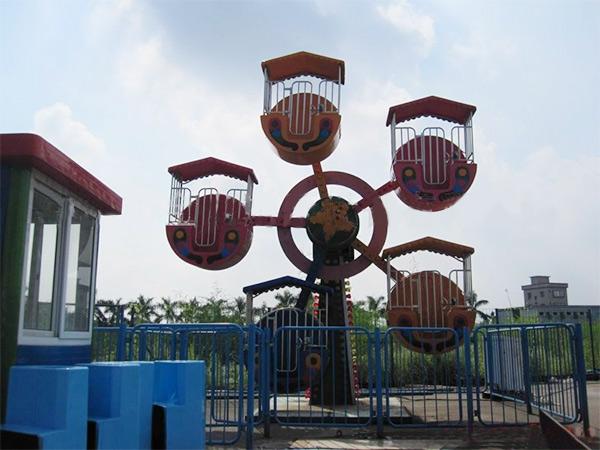 Fabrica Rueda Dela Fortuna para Parques Infantiles, Calidad Fiable