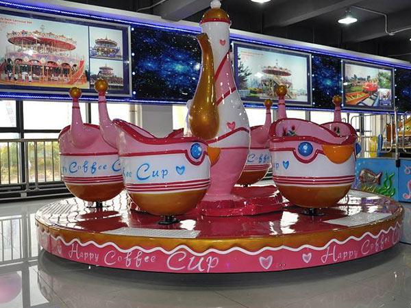 Juegos Mecanicos Tazas Locas En Venta Para Parques De Atracciones