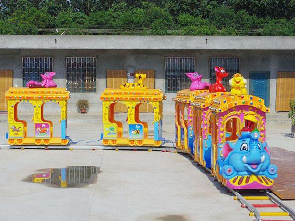 Trenes Eléctricos Para Niños, Juegos Mecánicos Para Parques Infantiles En Venta