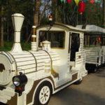 Trenes Eléctricos Infantiles