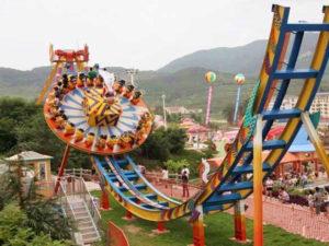 Fabricante Profesional de Juegos Mecánicos para Parques de Atracciones, Ferias