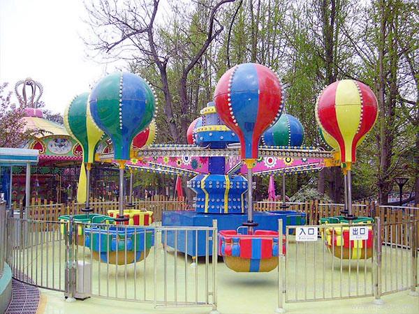 Venta de Juegos Mecánicos Para Ferias y Parques Infantiles, Globo Samba