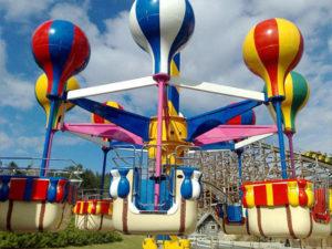 Venta de Juego Mecánico Para Niños, Globo Samba, Atracciones de Feria