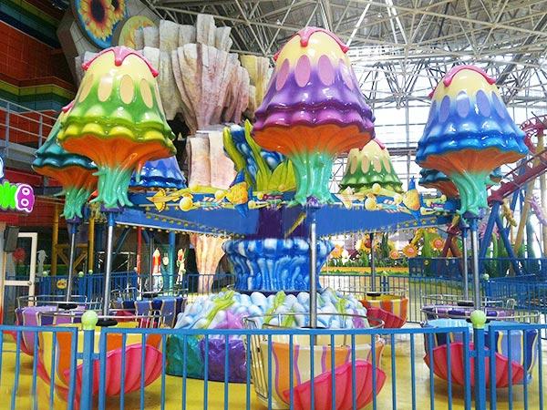 Beston Juegos Mecánicos Para Niños En Venta, Las Medusas