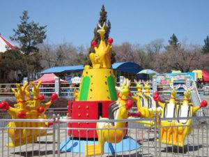 Venta de Juego Mecánico Canguro Salto, Para Parques Infantiles