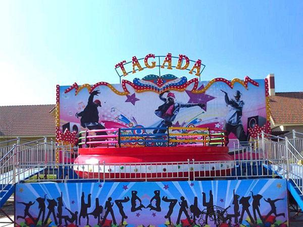 La Tagada, Juego Mecánico de Feria en Venta