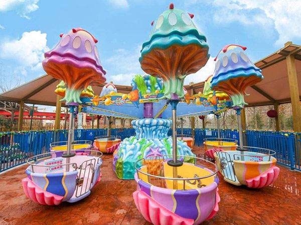 Fabricante Profesional de Juegos Mecánicos para Parques Infantiles, Ferias, Carnavales