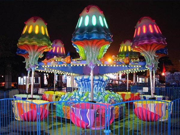 Fabricación de Juegos Mecánicos Para Niños, Atracciones Para Parques Infantiles