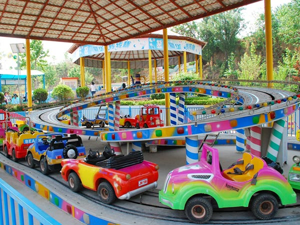 Venta de Juegos Mecánicos Infantiles, Mini Montaña Rusa, Carritos