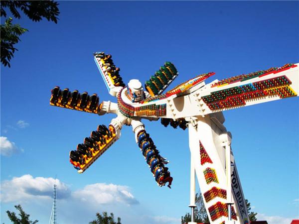 Juegos Mecanicos Molino De Viento Para Parques De Atracciones