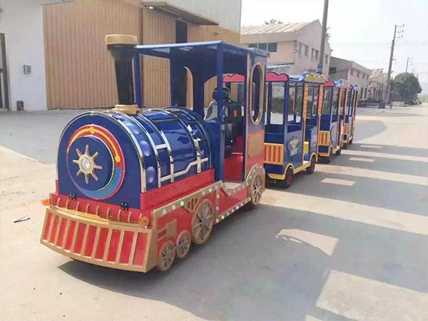 Fabricante Profesional de Trenes Eléctricos Infantiles Para Centros Comerciales, Parques de Atracciones, Mejor Calidad
