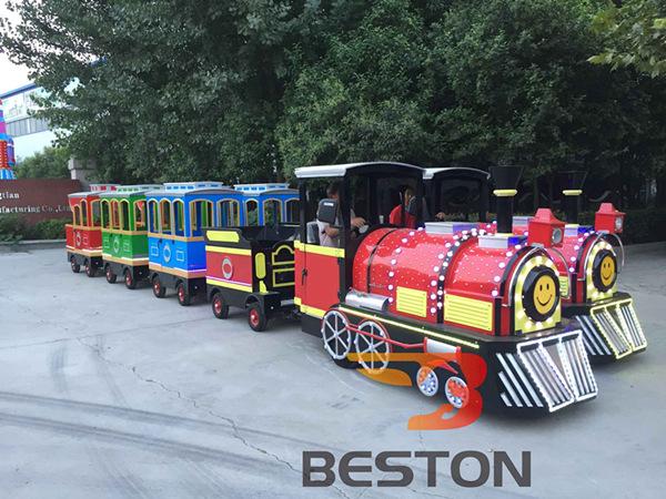 Ofrece Productos de Tren de Paseo a los Clientes de todo el Mundo, Fabricación y Exportación