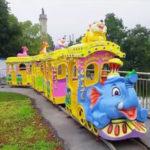 Tren Para Parques