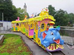 Venta de Trenes Eléctricos Infantiles, Trenecitos Para Parques De Diversiones