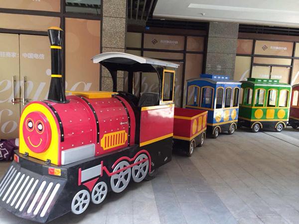 Ofrece los Trencitos de Paseo para Niños, Fabricación de Juegos Mecánicos Infantiles en China