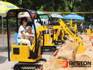 Venta de Juegos Excavadoras Para Niños, Producto Popular de Juego Mecánico Infantil