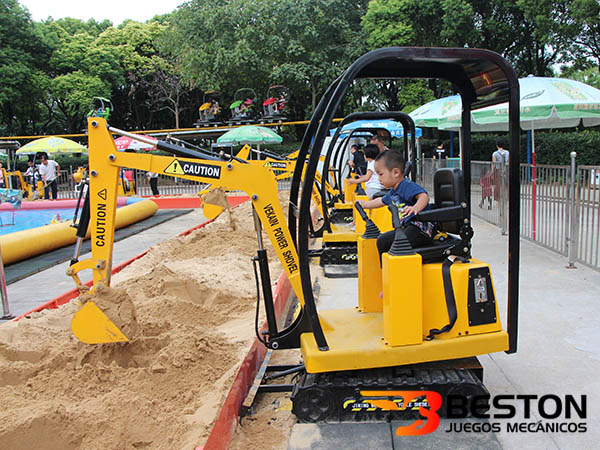 Productos de Juegos Infantiles de Excavadoras Para Tierra y Arena, Mejor Calidad y Servicio