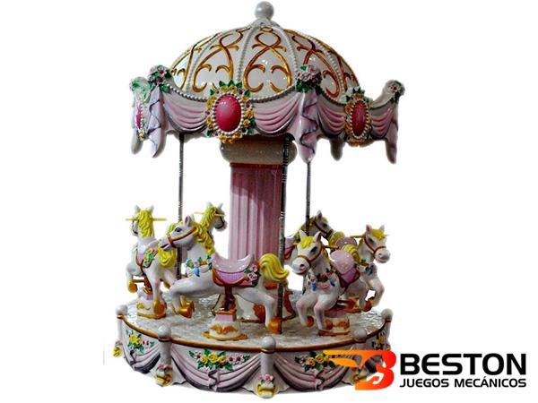 Productos de Mini Carrusel Para Niños, Juegos Montables Tragamonedas