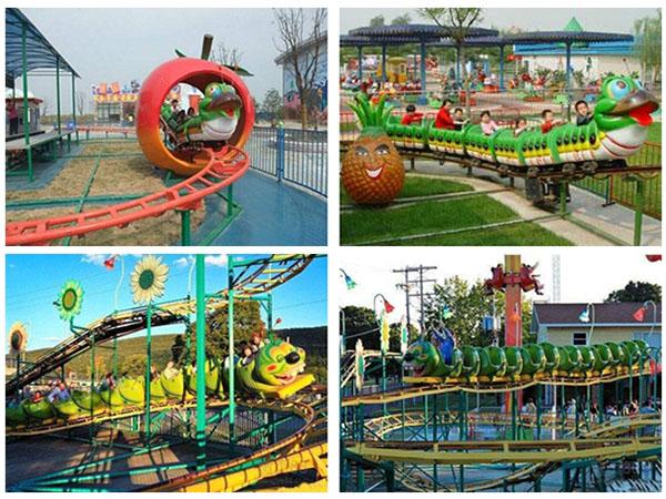 Venta Del Gusanito Juegos Mecánicos Para Parque De Atracciones