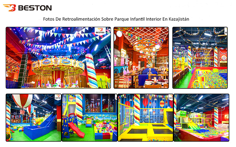 Photos Feedback From Customer Kazakhstan, Beston Mechanical games