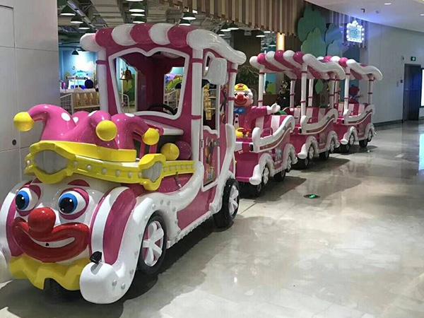 Trenecitos Eléctricos Infantiles Para Niños En Venta, Juego Mecánico Para Parque de Diversión, Centros Comerciales