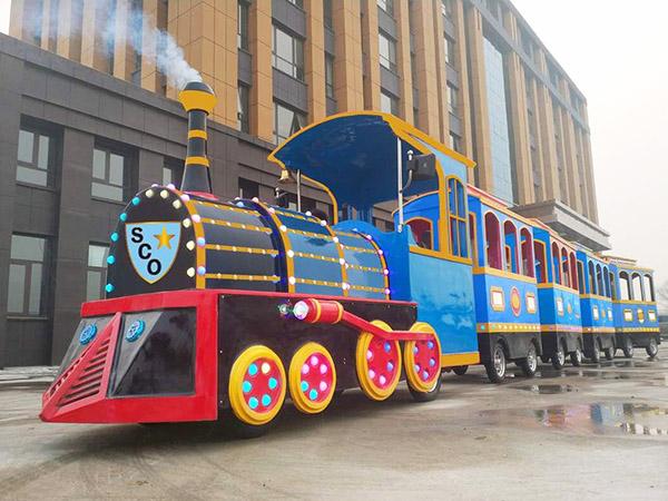 Trenecitos Eléctricos Infantiles, Atracciones para Parques, Plazas Comerciales
