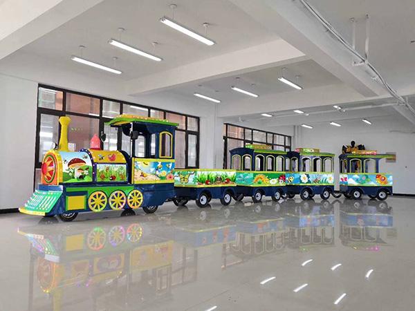 Venta de Trenes Eléctricos Para Centros Comerciales, Trenecitos de Paseo Para Parques