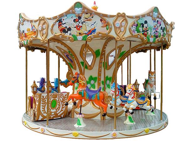 Venta de Carruseles Infantiles Para Parques De Diversiones