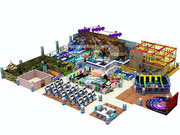 Parque De Bolas Para Adultos - Diseño Y Fabricación
