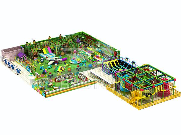 Parque De Bolas Para Niños - Diseño Personalizado Para Su Proyecto