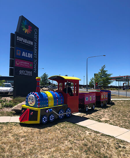 Beston Trenecito Eléctrico Infantil en Australia