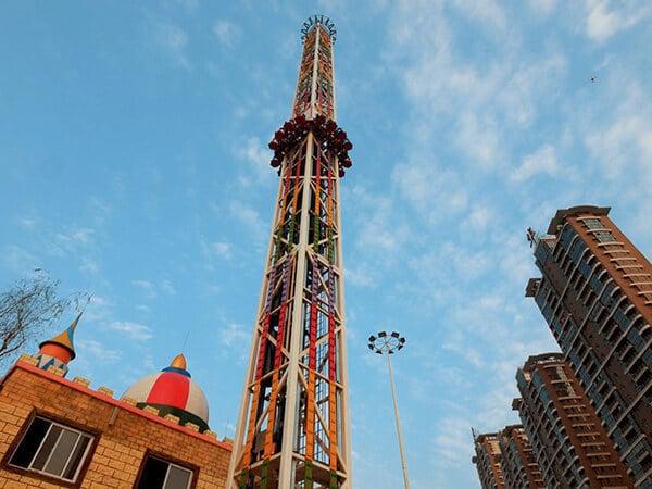 Torre de Caída Libre Juego Mecánico en Venta - Beston