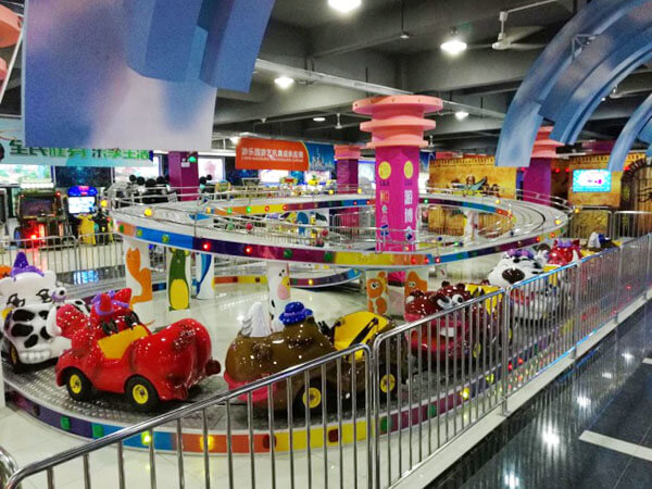 Venta de Juegos Mecánicos Infantiles, Mini Montaña Rusa, Animales